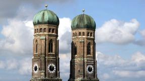Kirchtürme in Bayern