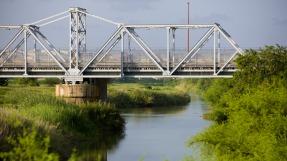 Eine Brücke im Gebiet Rhein-Ruhr